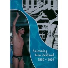 Swimming New Zealand History Book