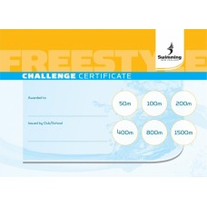 Freestyle Certificate