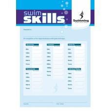 SwimSkills Certificates