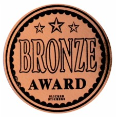 Bronze Challenge Sticker