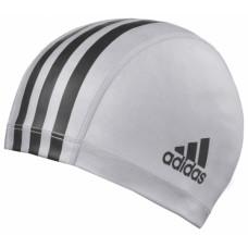 3 Stripes Cap - Silver/Black