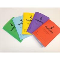 Junior Swimmers Log Book