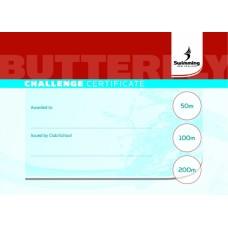 Butterfly Certificate